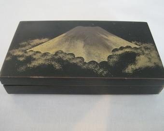 vintage asian box