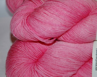 Studio June Yarn Sock Luck - Superwash Merino Wool, Nylon - Pink