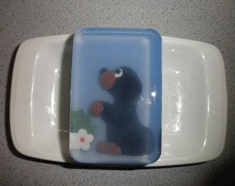 Minpin, Rottweiler, Doberman Dog Soap