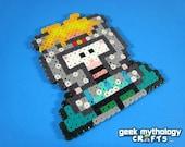 SOUTH PARK Professor Chaos Butters Stotch Perler Bead Sprite Pixel Art Character