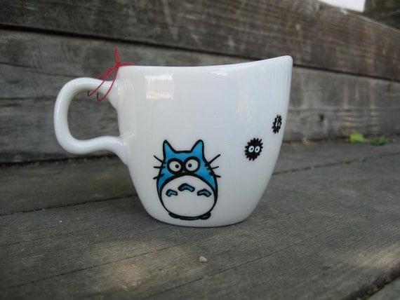 Little Totoro Creamer Pitcher