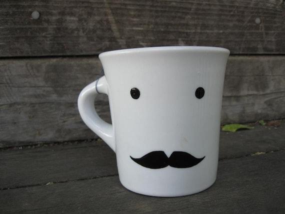 Major Teacup - Mr. Hero Mustache
