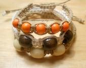Made to Order Macrame Unisex Bracelets