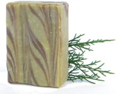 Woodland Soap with organic shea butter