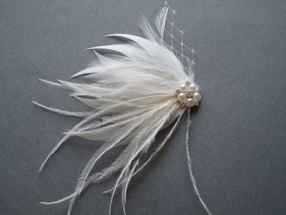 how to make feather hair pieces