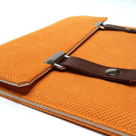 iPad case - orange