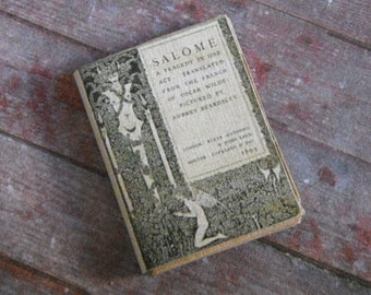 Miniature Book --- Salome