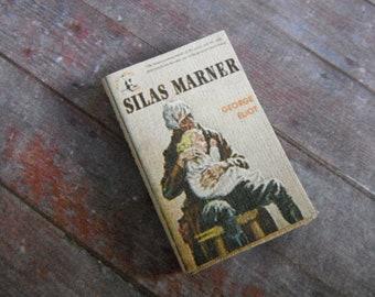 Miniature Book --- Silas Marner