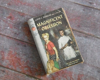 Miniature Book --- Magnificent Obsession