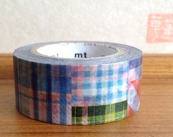 mt washi masking tape - 2012 A/W -  mt ex - patchwork