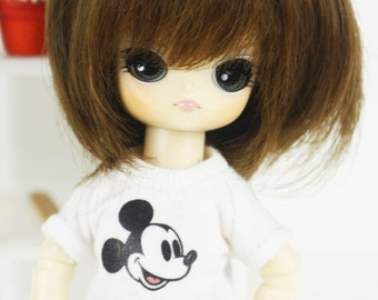 B099 - T-shirt and pants for hujoo baby / ai doll