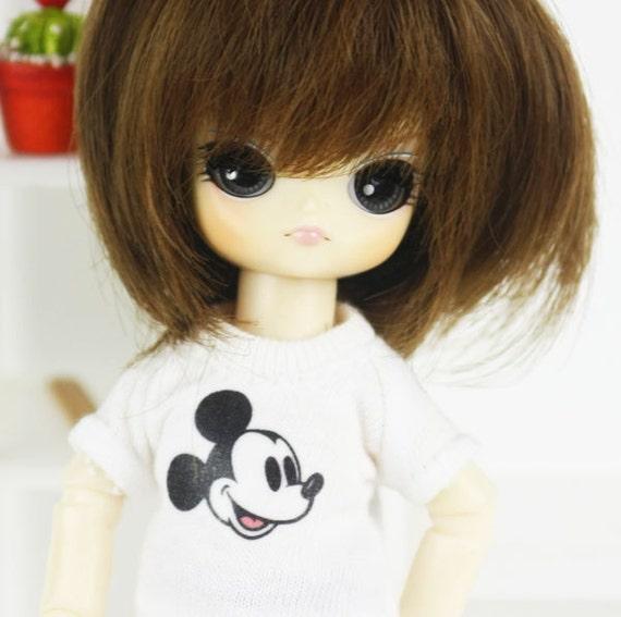 B099 - T-shirt and pants for hujoo baby / ai doll
