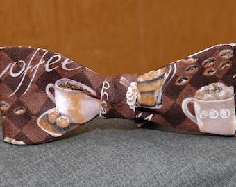 Fresh Brewed  Bow Tie