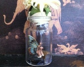 SALE Freshly caught miniature fairy in miniature glass bottle novelty lucky charm item 3FOR2 Cheapest item FREE
