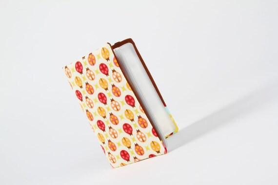 Card holder - Ladybugs in sugar