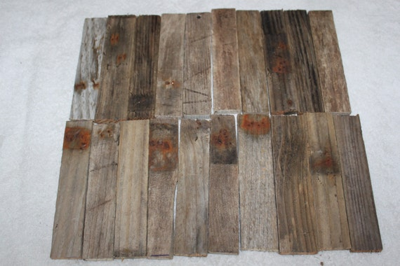 FANTASTIC RECYCLED DRIFTWOOD Save a tree today Old Lobster Trap Craft Pieces