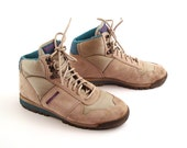 Hiking Merrell Boots Vintage 1980s Lace up Women's size 7