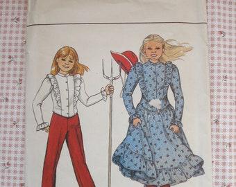 SALE*** Butterick 4576 Sewing Pattern Girls Size 14