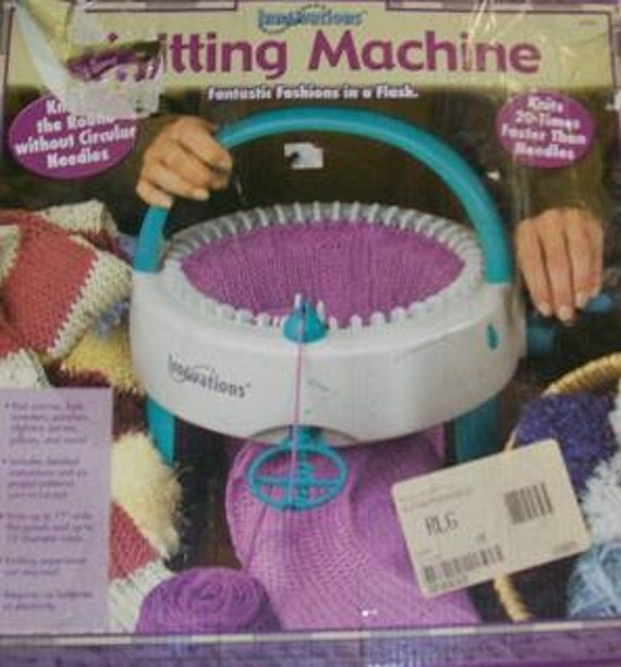 NSI Innovations knitting machine Make Great Gifts Hats