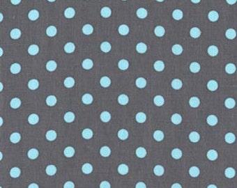 Dumb Dot in Gray by Michael Miller - 1 Yard