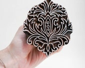 Wood Stamp - TATAindianwoodstamps