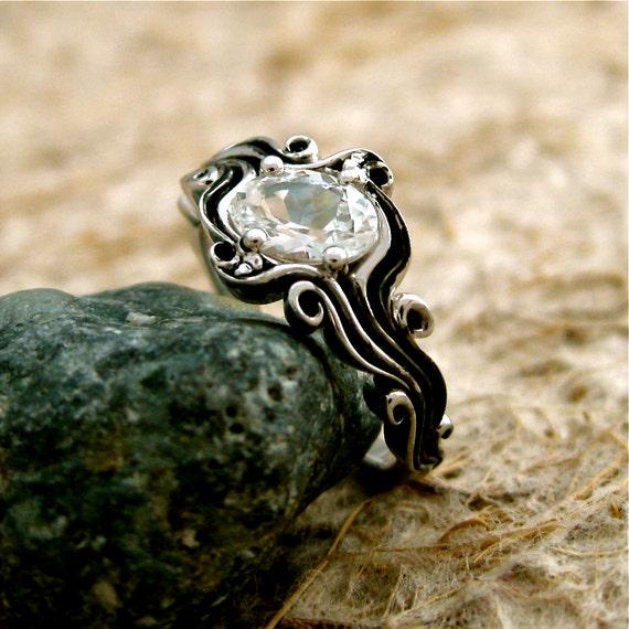 Wedding Rings Pictures: sea inspired wedding rings