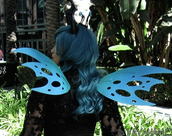 Fantasy Changeling Wings - for Cosplay, Parties, Clubbing, Cons, Fun, Halloween Costume