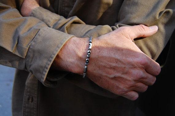 Etsy Chain Bracelet Silver Chain Bracelet