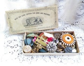 Vintage Box of Vintage Curiosities