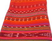 Vintage Guatemalan Fabric 2 yds 2 ft