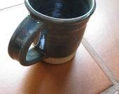 Earthy Blue Mug
