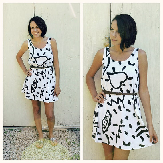 SALE-25% OFF-White Dress-Tank Dress-Sundress-Summer Dresses