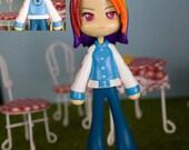 MLP FIM Rainbow Dash Pinky St Figure