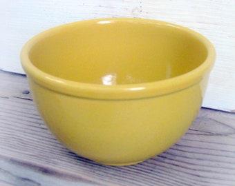 West Germany Gerz Dijon Mustard Color Serving  Bowl