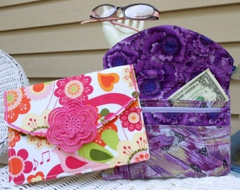 Sarah's Slim Wallet Pattern