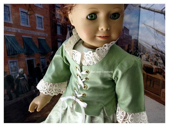 American Girl 18 Inch Doll Historical Set