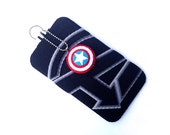iPhone/Samsung Galaxy/iTouch: Avengers Felt Case