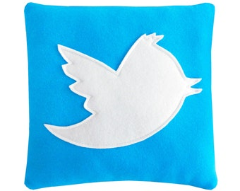 Anony Tweet Pillow