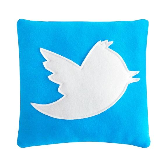 Anony Tweet Pillow