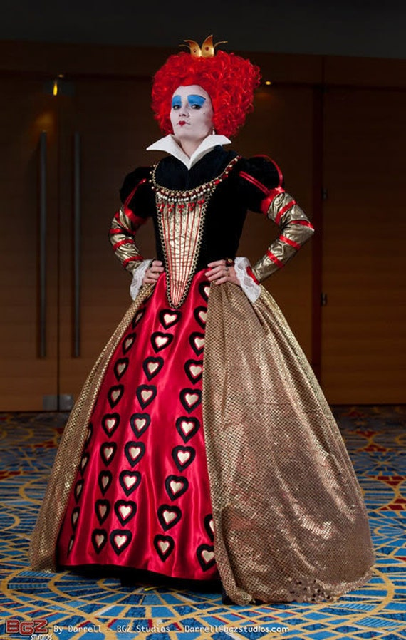 Queen of Hearts Replica Costume Tentatively reserved  Queen of Hearts...