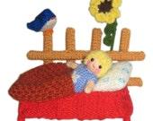 Sunflower PDF Email Knit PATTERN