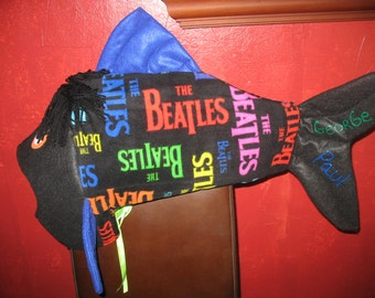 The Beatles Fish Costume-one size fits all