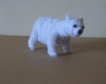 Fuzzy Figures -  Polar Bear
