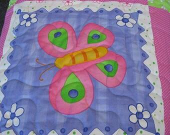Butterfly Blocks Quilt