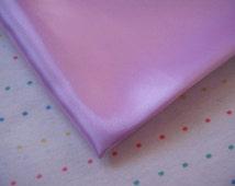 Lavender Satin Lining Fabric