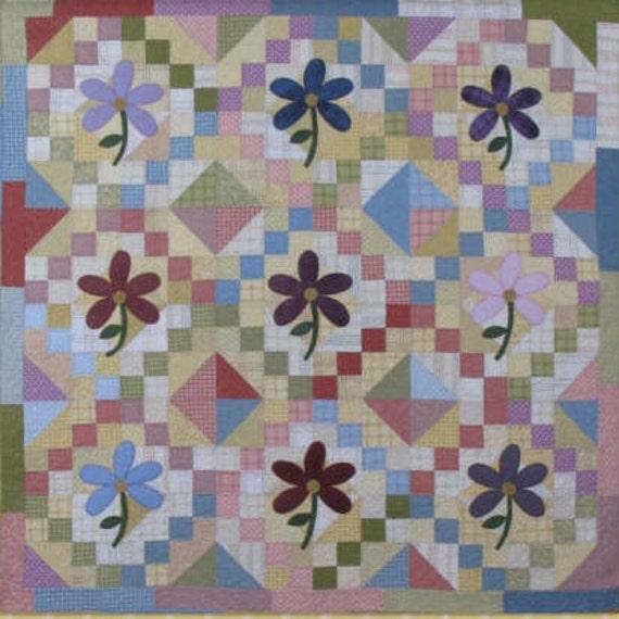 On sale irish chain quilt pattern by heartsinstitches on etsy