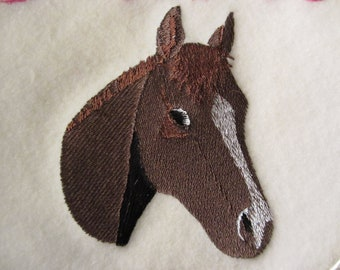 Custom Personalized Horse Baby Blanket