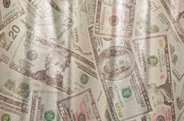 holographic money
