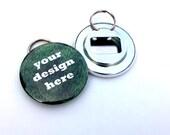 15 Custom bottle opener keychains