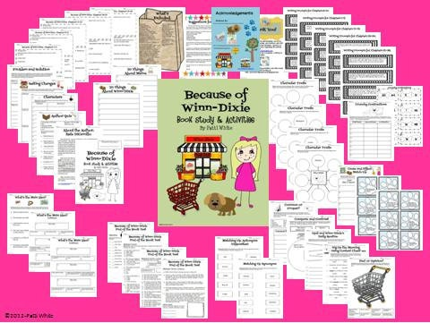 because of winn dixie book download